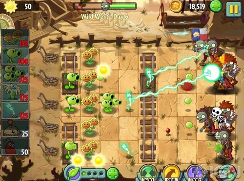 plants vs zombies 2 its about time - juego pc