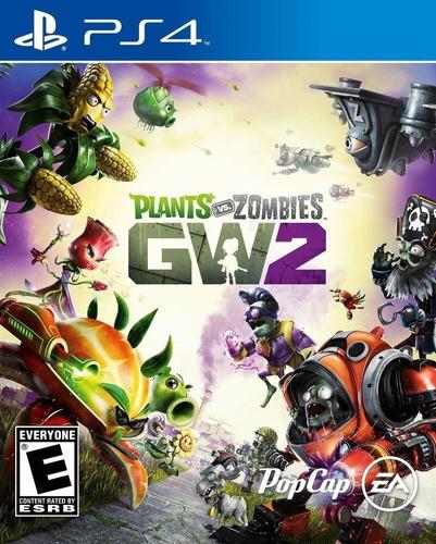 plants vs. zombies garden warfare 2 juego digital ps4