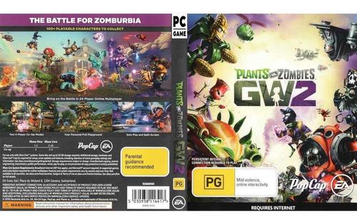 plants vs zombies garden warfare 2 origin key-entrega rapida
