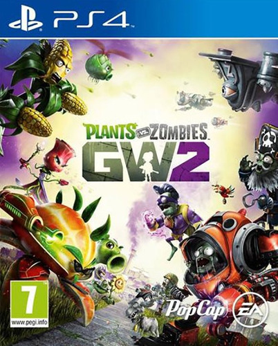 plants vs. zombies garden warfare 2 (primaria)