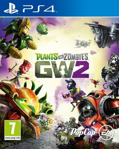 plants vs zombies garden warfare 2 ( ps4 )