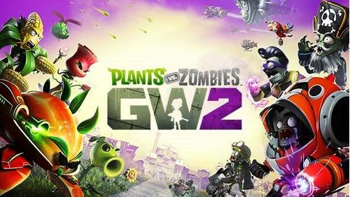 plants vs zombies garden warfare 2 - ps4 (físico - abierto)