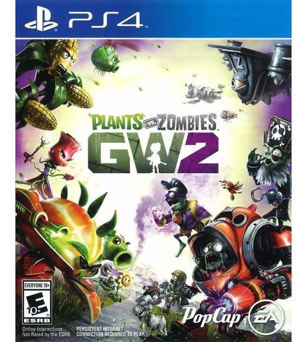 plants vs zombies garden warfare 2 ps4 fisico nuevo xstation