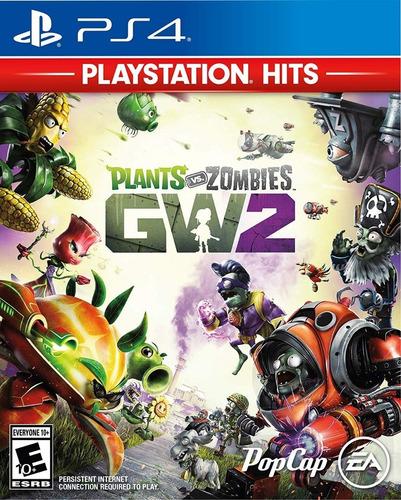 plants vs zombies: garden warfare 2 (ps4)// fisico sellado