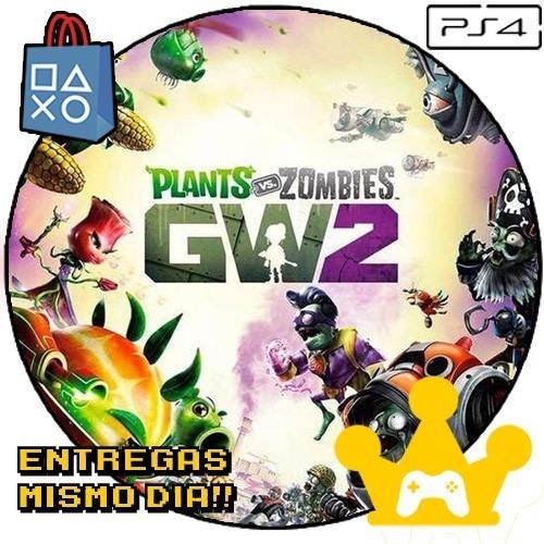 plants vs zombies garden warfare 2 ps4 jugá con tu usuario!