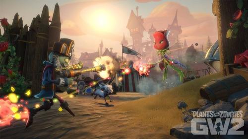 plants vs zombies garden warfare 2 ps4 jugas con tu usuario