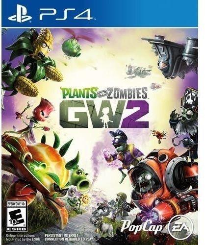 plants vs. zombies garden warfare 2 ps4 nuevo y sellado