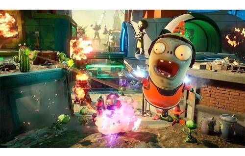 plants vs zombies: garden warfare 2 ps4 playstation 4