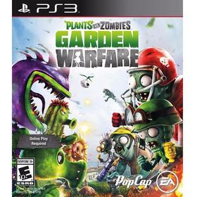 Plants Vs. Zombies Garden Warfare Juego Digital Ps3