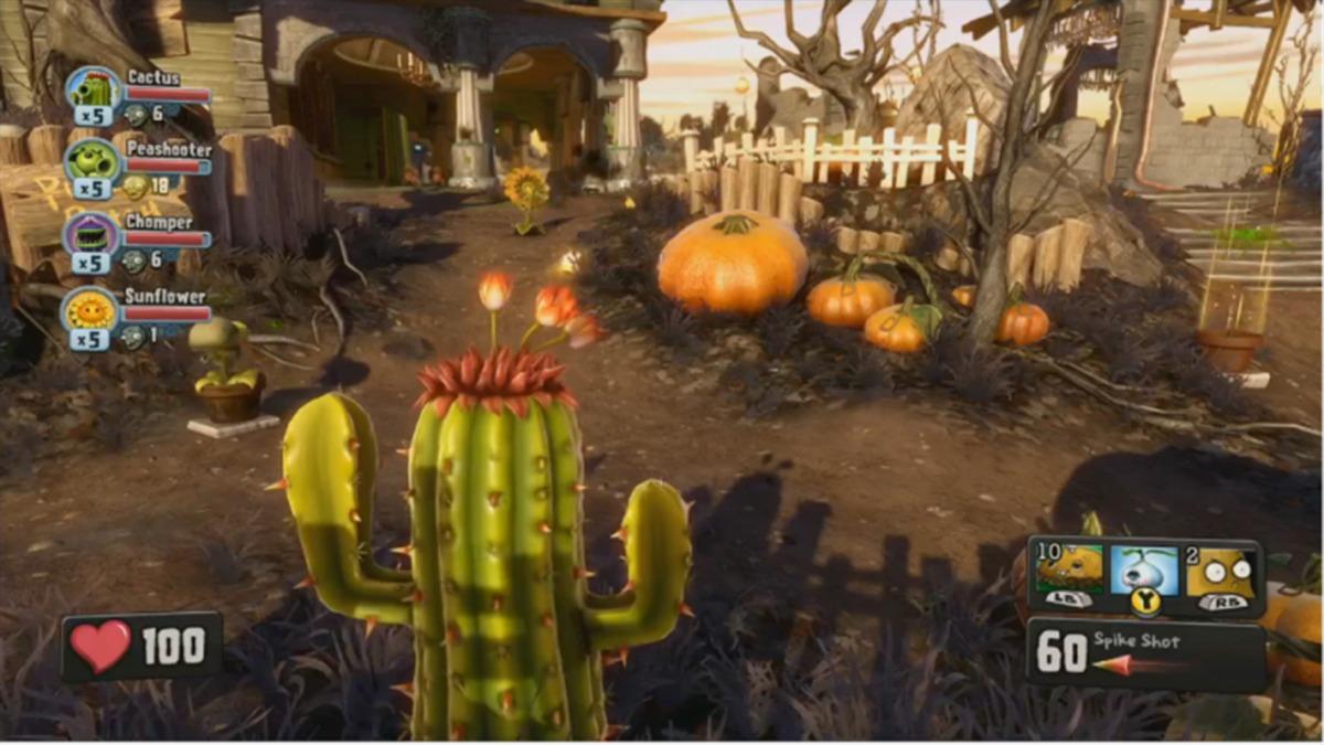Plants Vs. Zombies: Garden Warfare - Pc - Origin #17320 - $ 699,00 ...