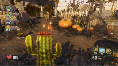 plants vs. zombies: garden warfare - pc - origin #17320