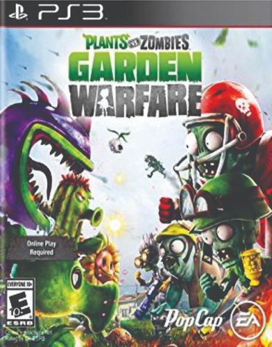 plants vs zombies garden warfare - ps3 - digital - manvicio