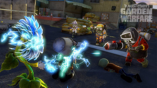 plants vs zombies garden warfare ps3 físico nuevo alclick