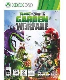 plants vs zombies garden warfare - xbox 360 - sniper game