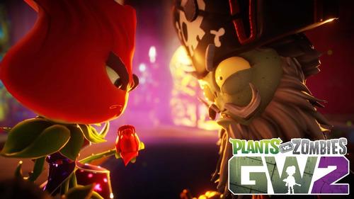 plants vs zombies garden warfare2 ps4 fisico