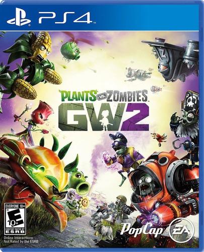 plants vs zombies garden warfare2 ps4 fisico/ mipowerdestiny