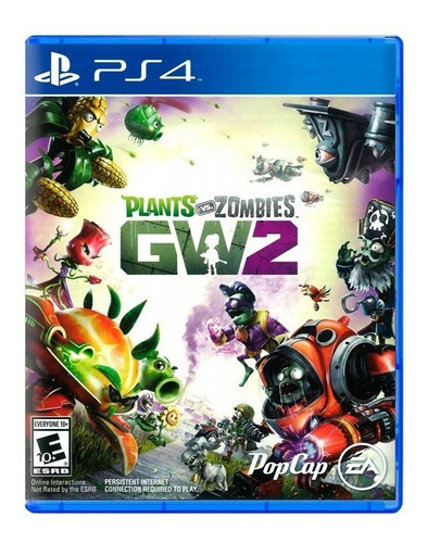 plants vs zombies gw2 garden warfare 2 ps4 fisico sellado
