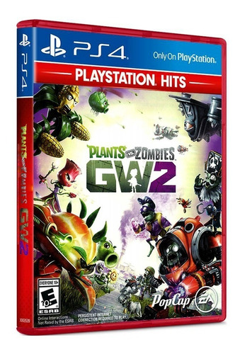 plants vs zombies gw2 ps4 100% original