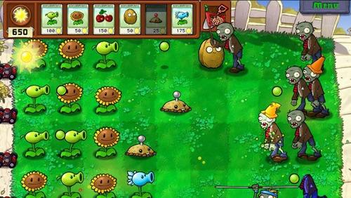 plants vs zombies juego para pc