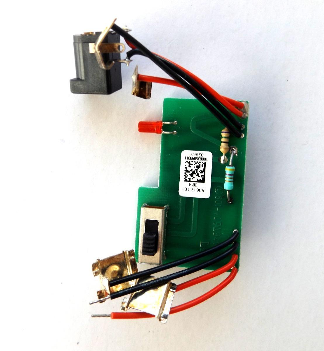 Circuito Alpha : Plaqueta circuito impreso máquina wahl alpha original