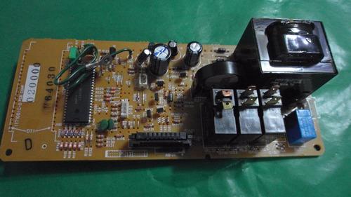 plaqueta o modulo electronico microondas electrolux eme 2396