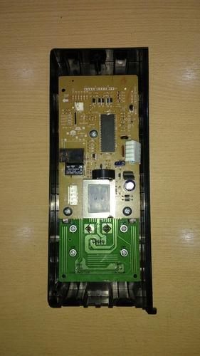 plaqueta panel completo microondas electrolux emdx20