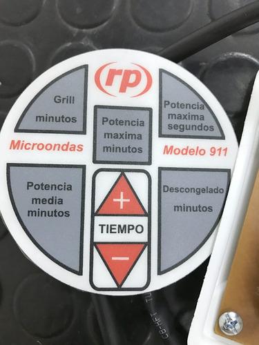 plaqueta para microondas universal todos los modelos