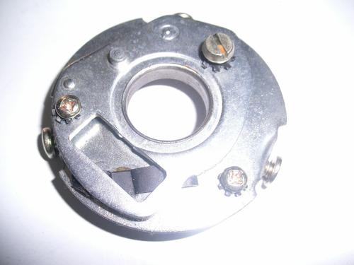 plaqueta porta platino para ford taunus