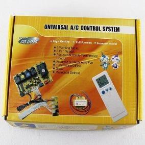 plaqueta universal aire acondicionado / soy tienda