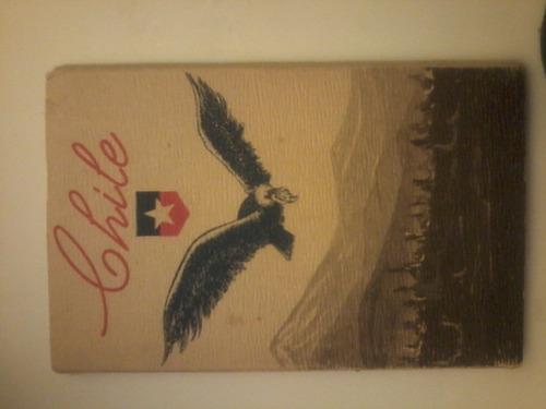 plaquette mapas de chile - soc nacional de publicidad