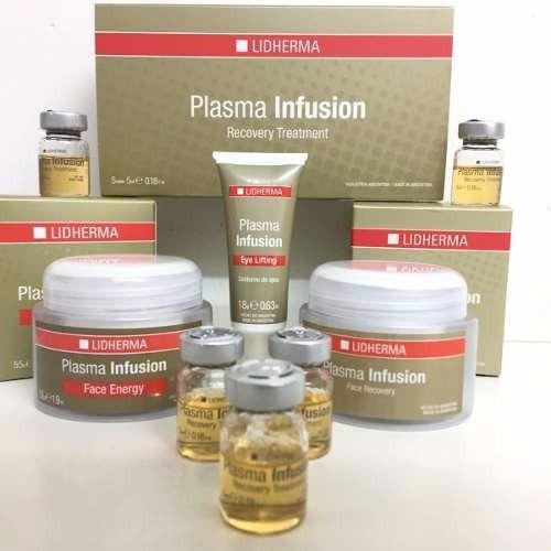 plasma infusion recovery treatment lidherma