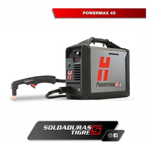 plasma powermax xp 45 hypertherm