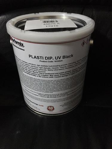 plasti dip galon negro concentrado