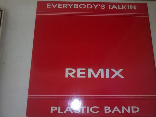 plastic band ¿ everybody's talkin' (remix)  12 mix
