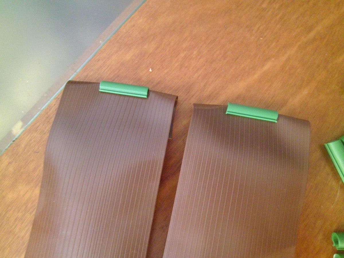Plasticlip malla ciclonica cinta plastica broches para - Malla plastica precio ...