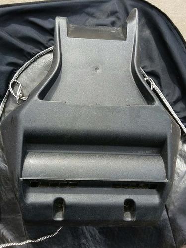 plástico bajo estéreo peugeot 205