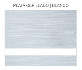 plástico bicapa laserable 1200x600mm econoply metalizados