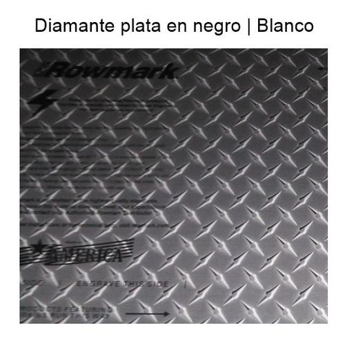 plástico bicapa laserable rowmark fusiongrafix 123x61cm dpnb