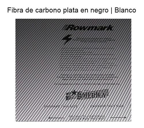 plástico bicapa laserable rowmark fusiongrafix 61x40cm fcpb