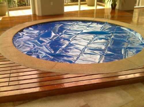 Plastico bolha para piscinas r 11 40 em mercado livre for Plastico para piscinas desmontables
