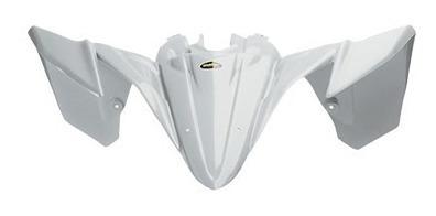 plástico delantero yamaha yfz450r yfz 450r blanco maier