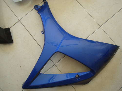 plastico fairing lateral middle yamaha r1 07 08 motomaniaco