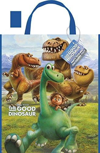 plastico grande el bolso del buen dinosaurio, 13  x 11