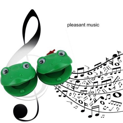 plástico instrumentos castañuelas circular danza tablas plás