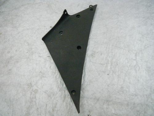 plastico interior de tapa lateral izquierda de zx6r 07 08 zx