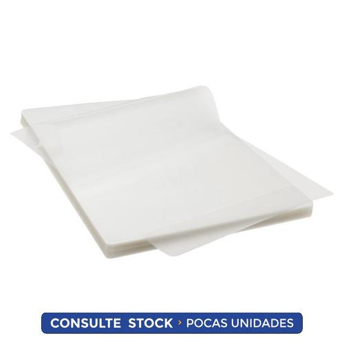 plástico para plastificar de 98x69 x 100 unidades districomp