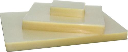 plastico p/plastificacao pouch film a4 220x307 (0,05) c/100