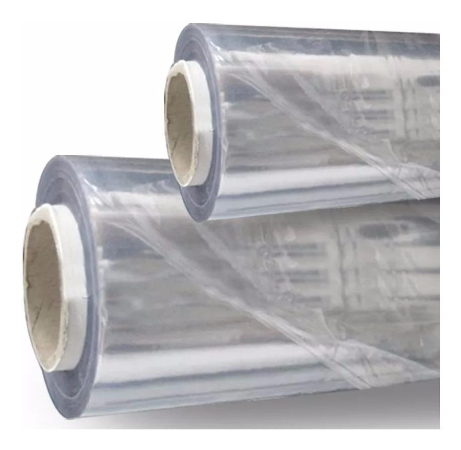 Plastico Pvc Cristal Transparente 0.40 Mm Grosso 6 Metros ...