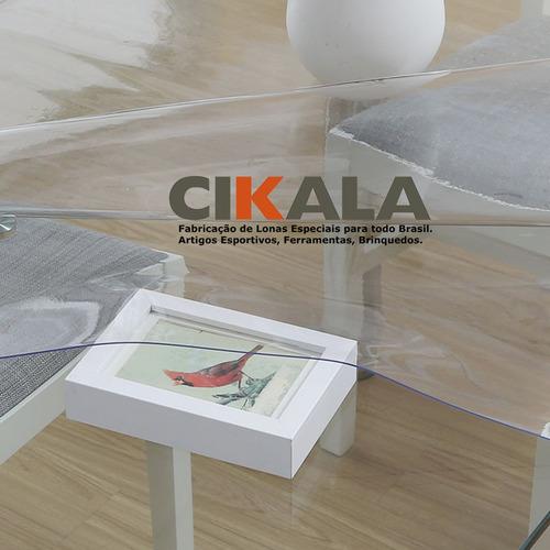 plástico pvc transparente cortina brinde embalagem 0,10 mm
