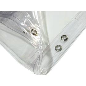 Plástico Transparente Pvc Cristal Sob Medida - Lona Cortinas